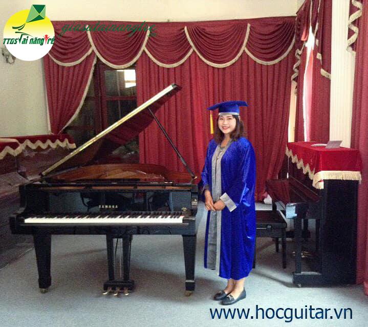 GIAO VIEN DAY PIANO ORGAN